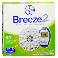 Bayer Breeze Test Strips