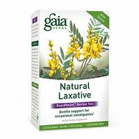 Gaia Herbs Natural Laxative Herbal Tea