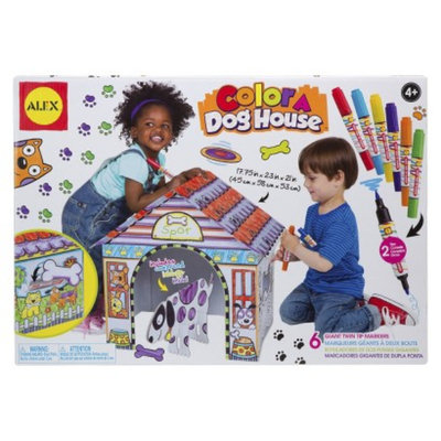 Alex Toys Alex Color A Dog House