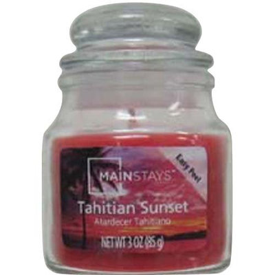 Mainstays 3-Ounce Candle, Tahitian Sunset