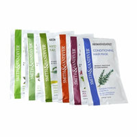 Smith & Vandiver Aromatherapaes At Home Spa Treatment, Assorted Packets, 6 ea