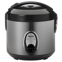 Aroma 4-Cup Cool Touch Rice Cooker