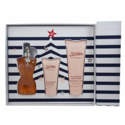 Jean Paul Gaultier Gift Set for Women, 3 Pc, 1 ea