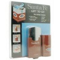 SANTA FE By Aladdin Fragrances For Men COLOGNE SPRAY 3.4 OZ & DEODORANT STICK 2.5 OZ