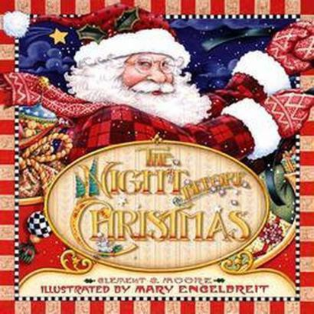 The Night Before Christmas (Reissue) (Hardcover)