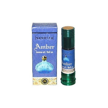 Nandita - Amber Incense Oil / Roll On