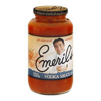 Emeril's Pasta Sauce, Vodka Sauce, 25 OZ (Pack of 6)