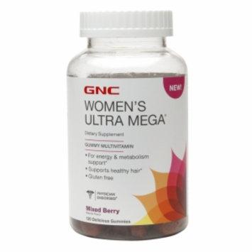 Gnc GNC Women's Ultra Mega Gummy Multivitamin - Mixed Berry