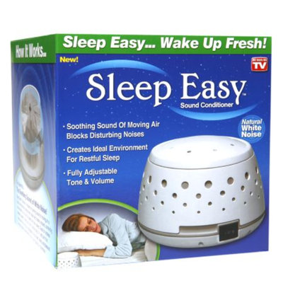 Sleep Easy Sound Conditioner, 1 ea