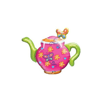 Wal-mart Deli TEA Teatime TEAPOT Shape Dress Up (1) 40