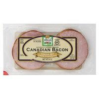 Jones Canadian Bacon 6 oz