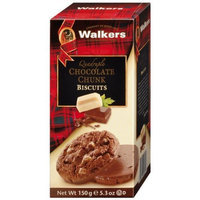 Walkers Quadruple Chocolate Cookies-5.3 oz