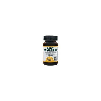 Country Life Daily Multi-sorb with digestive Enzymes and Isoflavones, 60-Count