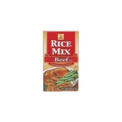 Bulk Buys Beef Rice Mix 6.8Oz