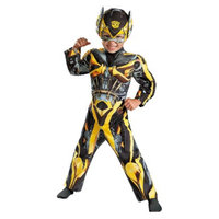 Boy's Transformers Age of Extinction - Bumblebee Toddler Muscle