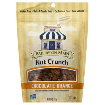 Bakery On Main NUT CRUNCH, CHOCO ORANGE, (Pack of 6)