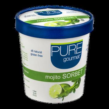 Pure Gourmet Sorbet Mojito