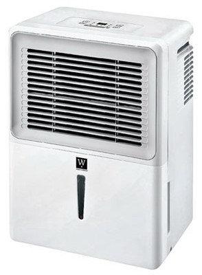 Westpointe MDK-50AEN1-BA9 50 Pint White Dehumidifier