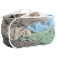 Essential Home Pop Open Laundry Basket - Essential Home