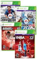 Xbox 360 2013 Sports Bundle