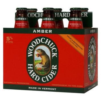 Woodchuck WOODCHUCK 6PK BOTTLE AMBER CIDER