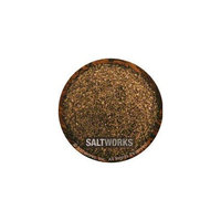 Saltworks Salish - Alderwood Smoked Sea Salt - 55 lbs. (fine)