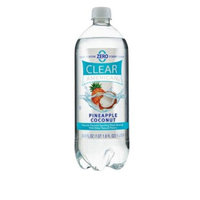 Clear American Pineapple Coconut Sparkling Water, 33.8 fl oz