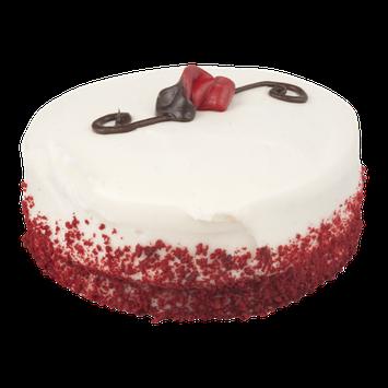 The Bake Shop Cake Red Velvet Round 7