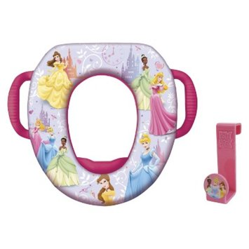 Ginsey Home Solutions Potty with Hook - Princess