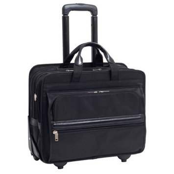 McKlein USA P Series Franklin Laptop Briefcase