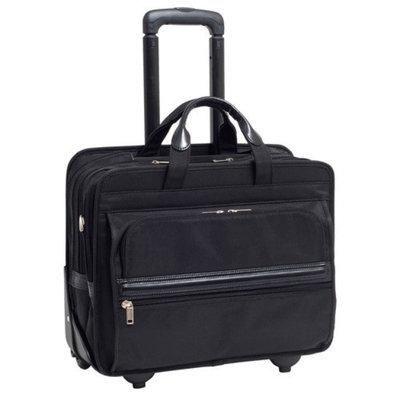 McKlein USA P Series Franklin Laptop Briefcase