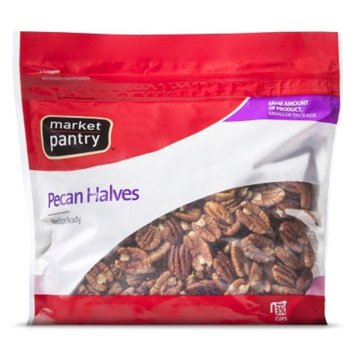 Market Pantry Pecan Halves - 16 oz.
