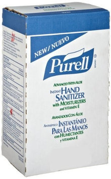 Gojo Industries Purell Hand Sanitizer Refill (Size 2000 ml) [PK/4]. Model: 2237-04