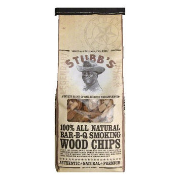 Cowboy Charcoal Stubb's Texas Roadhouse Wood Chips 41202