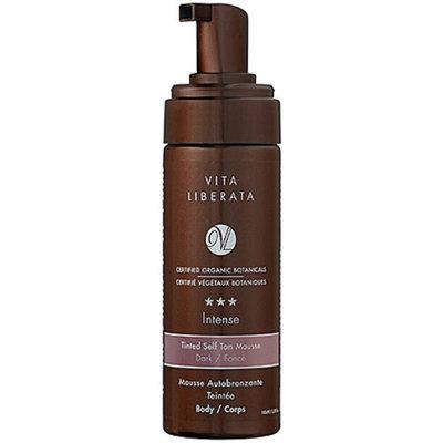 Vita Liberata Tinted Self Tan Mousse For Body Intense 3.38 oz