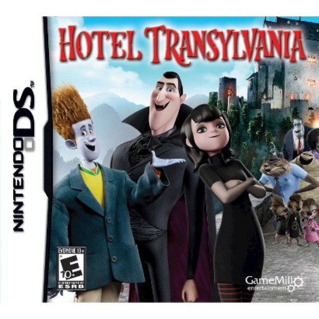 Game Mill Entertainment Hotel Transylvania (Nintendo DS)