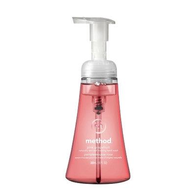 method Foaming Hand Wash, Pink Grapefruit, 10 fl oz