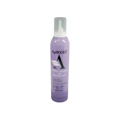 Aphogee Styling Mousse for Relaxed Hair, 9.25 Ounce