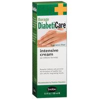 ShiKai Borage DiabetiCare Intensive Cream, Fragrance Free, 3.5 fl oz
