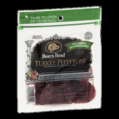 Boar's Head Turkey Pepperoni