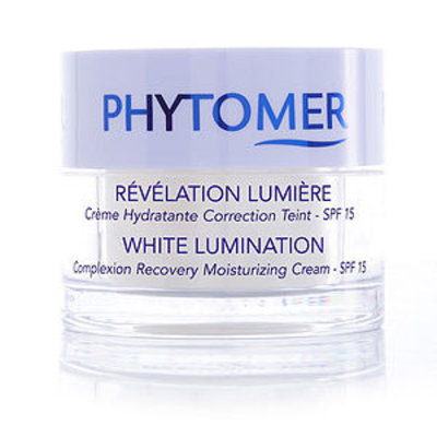 Phytomer White Lumination Complexion Recovery Moisturizing Cream Spf 15