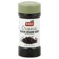 Badia Organic Black Sesame Seed - 2.5 oz