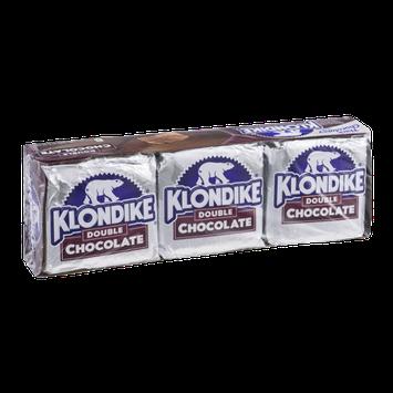 Klondike Ice Cream Bar Double Chocolate - 6 CT