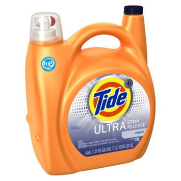 Tide Ultra Original Stain Release High Efficiency Liquid Laundry Detergent