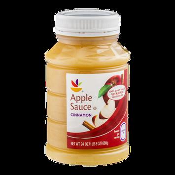 Ahold Apple Sauce Cinnamon