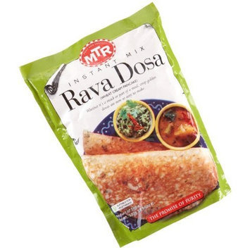 MTR 30440 Rava Dosa Mix 500-Grams Pouch (Pack of 6)