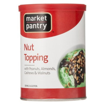 market pantry Market Pantry Nut Ice Cream Topping 5 oz