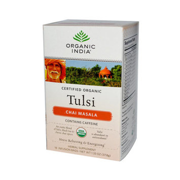 Organic India Tulsi Tea Loose Leaf Canister