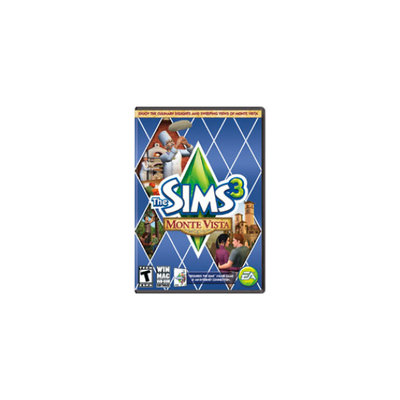 Electronic Arts The Sims 3 Monte Vista (Win/Mac)