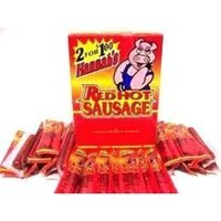 Hannah's Sausage - 2/$1 - 50 Unit Box